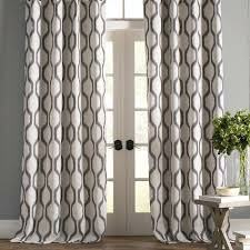 geometric blackout curtains geometric blackout grommet single curtain panel geometric blackout curtains uk geometric patterned blackout curtains