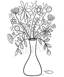You will need a pdf reader to view these files. Free Printable Coloring Page Floral Bouquet Live Laugh Rowe