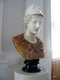 Скульптура Белого зала Гатчинского дворца.