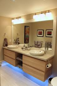 under vanity lighting. Delighful Under Latest Under Vanity Lighting Magnificent Cabinet Led  Decorating Ideas For E