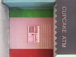 Cupcake Vending Machine Nyc Locations Unique Sprinkles Cupcake ATM EXPNYC