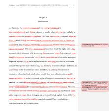 english dissertation thesis or proposal editing fast and  after editing