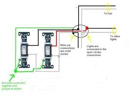 ceiling fan 3 way switch wiring diagram wiring diagram fan light switch wiring diagram and schematic design