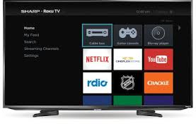 sharp 32 roku tv. insignia\u0027s partnership with roku was previously announced at ces in january. today, the brand launches a 32\u201d tv model (ns-32dr420na16) for $229.99 sharp 32 tv