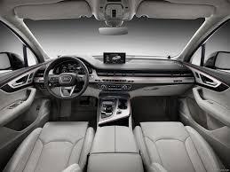 2018 audi q7 interior. plain 2018 2018 audi q7 the best luxury suv interior details on audi q7 interior
