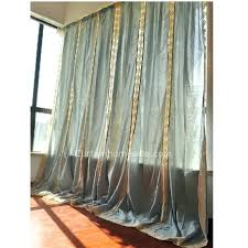 lined burlap curtains lined burlap curtains diy