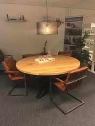 Blog Ronde Eettafel In Huis Industriele Tafels