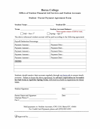 Child Support Agreement Letter Between Parents - Fast.lunchrock.co