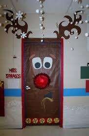 Fouke kindergarten, Rudolph Classroom Door