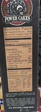 kodiak power cakes protein flapjack waffle mix side panel nutrition facts ings harvey costco