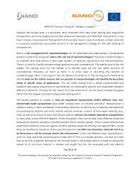 what is description essay zinc