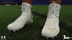 under armour lacrosse cleats. under armour women\u0027s highlight mc cleat   lax.com product videos - youtube lacrosse cleats