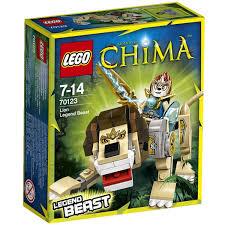 Lego 70123 - Lego chima 70123 Sư tử huyền thoại