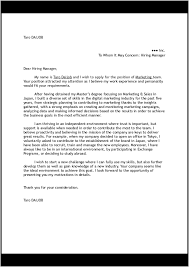 Jun 14, 1999 · writing an application letter. Cover Letter Work In Japan Advice Board