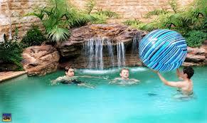 tahitian rock swimming pool waterfall grotto kit
