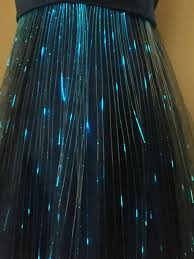 Make Your Own Fiber Optic Light Color Changing Fiber Optic Fabric 10 Steps With Pictures
