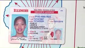 Wgn-tv Illinois Upgrading Driver's Id Licenses For Security Cards