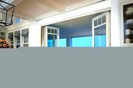 interesting folding glass doors exterior bi fold medium size of cost exte ideas folding patio doors