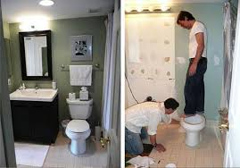 Best Small Bathroom Makeovers Home Combo - Small bathroom makeovers
