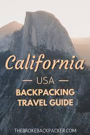 backng california epic travel