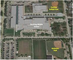 WUSA Field Locations