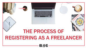 The Process of Registering as a Freelancer - FullSuite