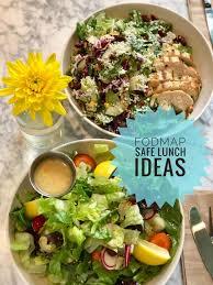Light Breakfast Ideas For Upset Stomach Low Fodmap Lunch Ideas On The Fodmap Diet Fit Fab Fodmap