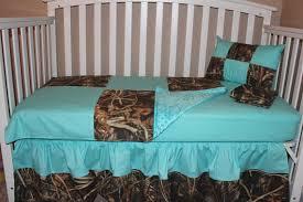 camo max 4 crib baby bedding set