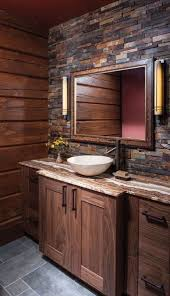 Exellent Rustic Bathroom Ideas Pinterest Gorgeous Decor To Try At For Perfect Design