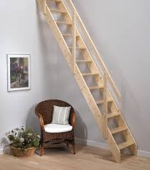 stairs furniture. Neutral Minimalist Wooden Staircase Design For Small Space With Mapple Material Ideas - Furniture | Stupic Stairs E