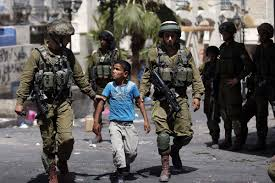 Image result for Israeli rights group: Troops seize Palestinian boy