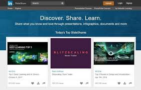 Slede Share 16 Reasons You Should Be Using Slideshare For Marketing My