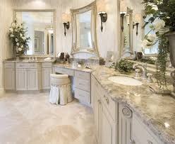 white bathroom cabinets with granite. Full Size Of Bathroom Vanities Decoration Ideas Stunning Design Using Round White Fabric Chairs And L Cabinets With Granite A