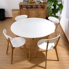 white round dining table ikea small tables ideas delightful combination and four chairs gloss extending