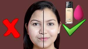 फ उ ड शन क स लग ए how to apply foundation for full coverage natural looking makeup