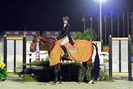 Patricia Griffith wins the $50,000 USHJA International Hunter Derby at HITS  Ocala - Equnews International