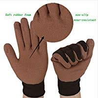 SUP-MANg Industrial Gloves Latex Foam Gloves <b>Wear</b>-<b>Resistant</b> ...