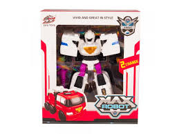 Робот <b>Maya Toys</b> Пожарная <b>машина</b> купить в детском интернет ...