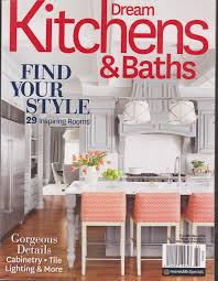 Bhg Kitchen And Bath Dream Kitchens Baths Magazine Fall Winter 2016 Various