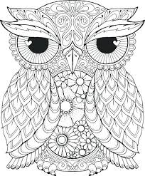 Halloween Owl Coloring Pages At Getcoloringscom Free Printable