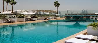 Burj Al Arab Terrace Pools