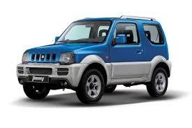 2017 Suzuki Jimny, 1.3L 4cyl Petrol Automatic, SUV