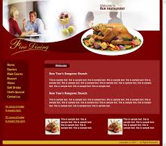 website templates download free designs free html web template restaurant cafe png 804 707 web design