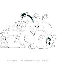 Zoo Coloring Sheets Free Zoo Coloring Pages Kids Printable Animals