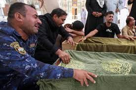 العراق.. ارتفاع حصيلة حريق مستشفى الحسين التعليمي إلى 64 قتيلا