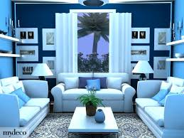 blue living rooms interior design. Brilliant Blue Image Of Blue Living Room Wall Throughout Rooms Interior Design R