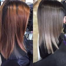 Hair Color Ends