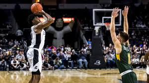 A J Reeves Mens Basketball Providence College Athletics