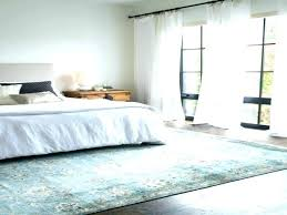 bedroom area rugs placement. Bedroom Area Rug Placement Rugs For Bedrooms Medium Size Of