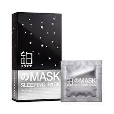 Platinum Sleeping Pack(<b>1 box 20pcs</b>) | MI MING MART